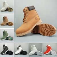Wholesale up band for sale - New Original Timberland Brand boots Women Men Designer Sports Red White Winter Sneakers TBL Casual Trainers Mens Women Luxury ACE boot