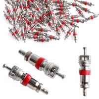 Wholesale tire valve stem parts - Car Truck Replacement Tire Tyre Valve Stem Core Part New 30Pcs set