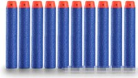 Wholesale toy darts for sale - Group buy 7 cm NERF N Strike Elite Series Refill Soft Foam Bullet Darts Gun Toy Bullet colors can choose For Children Christmas Gift