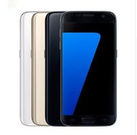 samsung'un cep telefonları açıldı toptan satış-Yenilenmiş Unlocked Orijinal Samsung Galaxy S7 Kenar G935A G935T G935P G935V G935F Kilidini 5.5