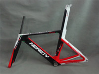Wholesale time trial bikes for sale - Group buy Taiwan Factory Great Quality Time Trial Triathlon Carbon Frame TT Carbon Frame Fork and Seatpost OEM Painting Acceptable