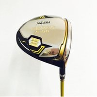 Wholesale free golf club drivers for sale - Group buy New Golf clubs honma BERES S Golf driver loft Driver clubs Graphite shaft R or S flex