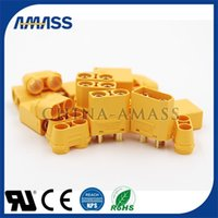 Wholesale industrial electrical plugs for sale - Group buy XT90H AMASS electrical ESC connector for airplane model and plane socket ESC connect plug XT90 connector for rc airplane model