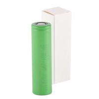 wiederaufladbare lithium-ionen aa großhandel-100% hohe Qualität SY VTC4 VTC5 VTC6 18650 Batterie 2100 mah 2600 mah 3,6 V 30A E Cig Wiederaufladbare Lithium-batterien Zelle