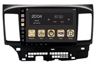 mitsubishi lancer touchscreen großhandel-IPS 4GRam 10.2