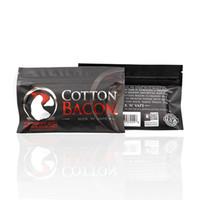 Wholesale g taste online - Original Wick N vape V2 support by G taste for Ecigarette rebuildable RDA RBA DIY atomizer vapor cotton