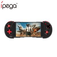 Wholesale ipega games - iPEGA PG Bluetooth Gamepad for Android IOS Smart Phone PG Extendable Game Controller for Tablet PC Android Tv Box