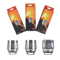 Wholesale Head Coils - TFV8 BABY coil TFV8 baby Beast Tank m2 Coils Head V8 Baby-T8 0.15ohm X4 0.15ohm Q2 0.4ohm Core 0266110-1