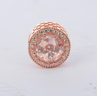 Wholesale Bead Treasures - Enamel & CZ Baby Treasures Charms 925 Sterling Silver Charms Heart Pacifier Teddy Bear Beads Fit pandora Bracelets DIY Making jewelry gifts
