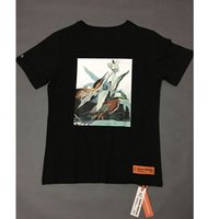 t-shirts mann xs großhandel-1: 1a Sommer Stil Reiher Preston T-Shirt Männer Frauen Hohe Qualität Baumwollreiher Preston T Hip Hop Streetwear Reiher Preston T-Shirt
