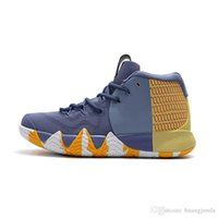 89b4064753af Cheap new 2018 Mens Kyrie Irving 4 IV basketball shoes London City Pack  Zoom Air Cushion 4s sneakers Trainers with original box for sale