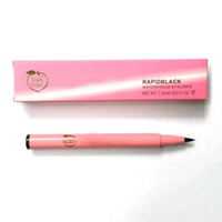 revestimientos de gel de marca al por mayor-Hot Brand Liquid Eyeliner Impermeable delineador de ojos líquido Gel Black Eyeliner