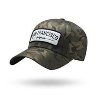 Nueva moda de alta calidad de camuflaje gorra de béisbol para hombres  mujeres hueso gorras strapback bordado carta camión gorra unisex sombrero  para el sol 45e6ddd70a9