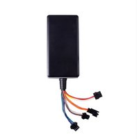 Wholesale Waterproof Car GPS Tracker Vehicle Locator Builtin GSM GPS Antenna Support Google Map Link Wide Input Voltage V