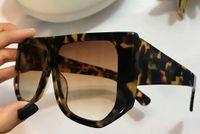 Wholesale girl s sunglasses online - Women Large S Oversized Squared Sunglasses Havana Brown Shade Designer Sunglass Eyewear New with box