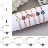 Wholesale Jewelry Turkey Gold Bracelet - Cuff Bracelets For Women New Fashion High Quality Round Pendant Silver Gold Turkish Bracelets for Women Turkey Jewelry D634S