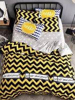 ingrosso biancheria da letto a tema-Set lenzuola copriletto a 4 pezzi