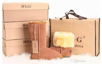 Wholesale bgg boots winter resale online - 2019 XMAS GIFT High Quality BGG Women s Boots Womens tall boots Boot Snow boot Winter boots With certificate dust bag US size5