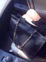 um ombro bolsa de lona venda por atacado-2018 sacos de compras das mulheres de luxo, designer de sacos de compras de um ombro, saco de compras de lazer das mulheres, sagacidade removível tamanho do saco: 43 * 30 * 13 CM