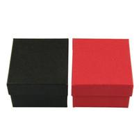 fallen modeschmuck großhandel-# 5001 Freizeit Fashion Watch Box Durable Geschenk Geschenkbox Fall für Armband Armreif Schmuck Uhr