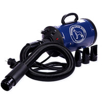 Wholesale dog hair machine - Pet Blowing Machine Mute High Power Hair Dryer Professional Big Dogs and Cats Blow Drier Dedicated BS-2400 220 110V