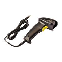 arma de digitação usb venda por atacado-NOYOKERE Bi-direcional de Alto Desempenho Cabo USB Barcode Scanner A Laser Portátil Barcode Scanning Gun para Bar Loja de Supermercado