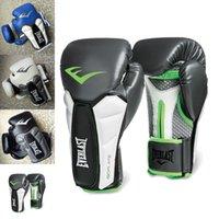 luva ufc venda por atacado-VENDA QUENTE mma profissional lutando 8 oz 10 oz 12 oz 14 oz 16 oz luva de boxe luvas de boxe de combate boxer UFC chutando