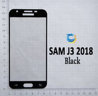 galaxie s3mini großhandel-Für samsung j3 2018 j8 plus j72018 j8 2018 nokia 3.1 full cover screen gehärtetes glas mit kleinverpackung