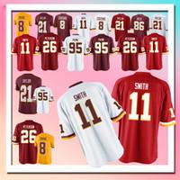 11 Alex Smith Top quality Washington Redskins jerseys 21 Sean Taylor 29  Derrius Guice 86 Reed 8 Kirk Cousins jersey c7e647c3c