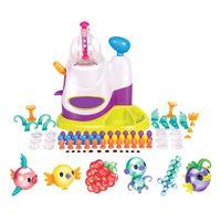 Wholesale sound inflatables - Oonies Starter DIY Sticky Ball Children Toys Pack Bobo Viscose Inflator Plastic Fun Kid Gift Cartoon Hot Sale 44jg V