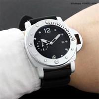 relojes de lujo analógico grande al por mayor-2018 Nueva Moda Deportes Reloj de Cuarzo para Hombres Casual Correa de Goma Relojes de Los Hombres Vestido de Gran Dial Analógico Reloj Relogio Montre Homme Horloge