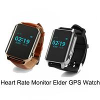 электронная почта google android оптовых-SOVO SG44 оригинальный пожилые трекер Android ios Smart Watch Google Map SOS наручные часы GPS LBS Wifi безопасности здоровья сердечного ритма smartwatch