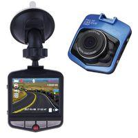 цифровая панель приборов оптовых-Full HD 1080P Автомобильная видеорегистратор Камера видеорегистратора Приборная панель Цифровой вождение Видеорегистратор Встроенный G-Sensor Парковочный монитор Обнаружение движения Автомобильный видеорегистратор