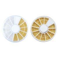 сочетание телефона оптовых-1pc 3D Nail Art  Mix Decor Steel  Wheel DIY Acrylic Manicure Beauty Tools Phone Case Decorations Rivets Wheel