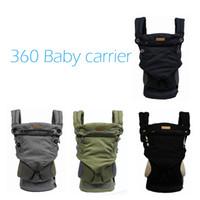 tirantes de mochila al por mayor-2018 Multifunción Portátil Respirable Carrier Mochila Kid Carriage Toddler Sling Wrap Suspenders