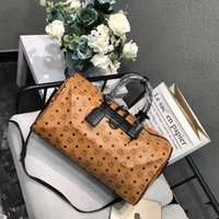 Wholesale men bag online - Pink sugao designer duffle bag luxury handbags purses crossbody bag for men and women famous brand shoulder tote bags with code travel