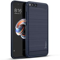 Wholesale Casing Note3 - iPaky Case For Xiaomi Note 3 Brushed TPU Back Cover Note3 Drop-proof Shockproof Rugged Armor Cases With Retail Package In Stock