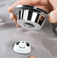 ingrosso pulsante di sicurezza-Supermercato Pulsante magnetico Pick Up Device Hard Tag Remover Biancheria da letto Trapunta antifurto Tag Sicurezza Arredamento per la casa 10sa hh
