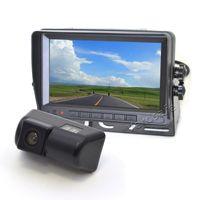 usb gizli video kamera toptan satış-Vardsafe VS302M | Araba Ford Transit Connect Dikiz Ters Yedekleme Kamera Monitörü