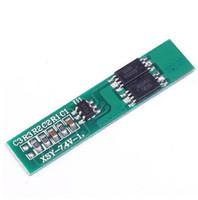 ingrosso modulo di litio-Spedizione gratuita! 3 pz / lotto 7.4 V 2 S Polymer Lithium Battery Protection Board 2 Serial Cortocircuito Protezione Li-ion Charge Module BMS PCM ion