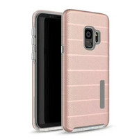 Wholesale For Samsung Galaxy S10 Plus Note plus A10e A20 moto g7 power g7 play Hybrid Hard Silicone TPU Back Dual Layer Armor Back Case