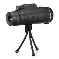 монокуляр hd оптовых-40x60 монокуляр открытый один мини HD монокуляры для сотового телефона объектив камеры зум телескоп кровянистые выделения оптический объектив бинокль