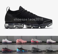 zapatos hombres aire libre al por mayor-2018 libre barato cojín deportivo zapatos Air Brand Cushion Athletic Sneakers mujeres Running Shoes para hombres Sport Shoes Women Sneakers