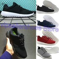 bedava satın al toptan satış-Nike roshe one running shoes çalıştırmak mens Londra Olimpiyat Atletizm sneakers unisex y3factory 18 ve bir ücretsiz satın erkekler için ayakkabı koşuyoruz