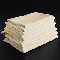 Wholesale chamois cloths for sale - Group buy 45X60CM Auto Care Natural Chamois Leather Car Cleaning Cloth Leather Wash Suede Absorbent Quick Dry Towel Streak Free Lint Free