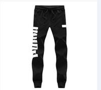 Wholesale designer clothes men trousers for sale - Group buy New Brand Designer Pants For Men Luxury Long trousers With Branded Letters Straight Mens Pant Plus Size Clothing Size L XL