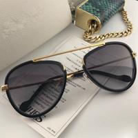 0173daffc70 New designer sunglasses 2193 luxury brand sunglasses for women men  classical outdoor eye glasses UV400 lens metal frame top quality eyewear