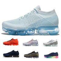 Wholesale rainbow body art online - Air TN Plus TRIPLE BLACK Rainbow Designer Running Shoes Men Mens Sport Shoes Athletic Sneakers Women Brand Trainers