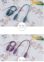 Wholesale garden plush for sale - Group buy Hot Home Garden Curtain Tiebacks Plush Alloy Hanging Belts Ropes Curtain Holdback Buckles Clasp Clips Curtain Accessories Hook Holder Decor