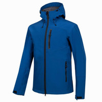 Wholesale winter softshell jacket for men resale online – New Spring Autumn Mens Softshell Hiking Jackets Male Outdoor Camping Trekking Climbing Coat For Waterproof Windproof